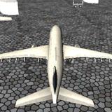 3D Airplane Parking