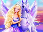 Barbie and Pegasus
