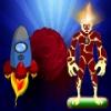 Pyro Man Jump
